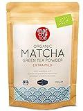 Matcha Tee Pulver | Bio Zeremonie Qualität für extra milden...