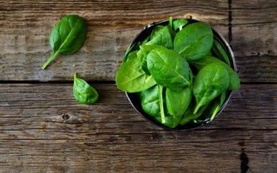 Superfood Spinat: 9 Gründe, warum Spinat gesund ist