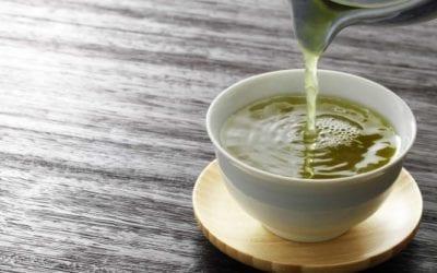 Darum ist grüner Tee gesund