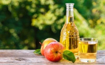 Apfelessig – Das Wundermittel für unsere Haare!