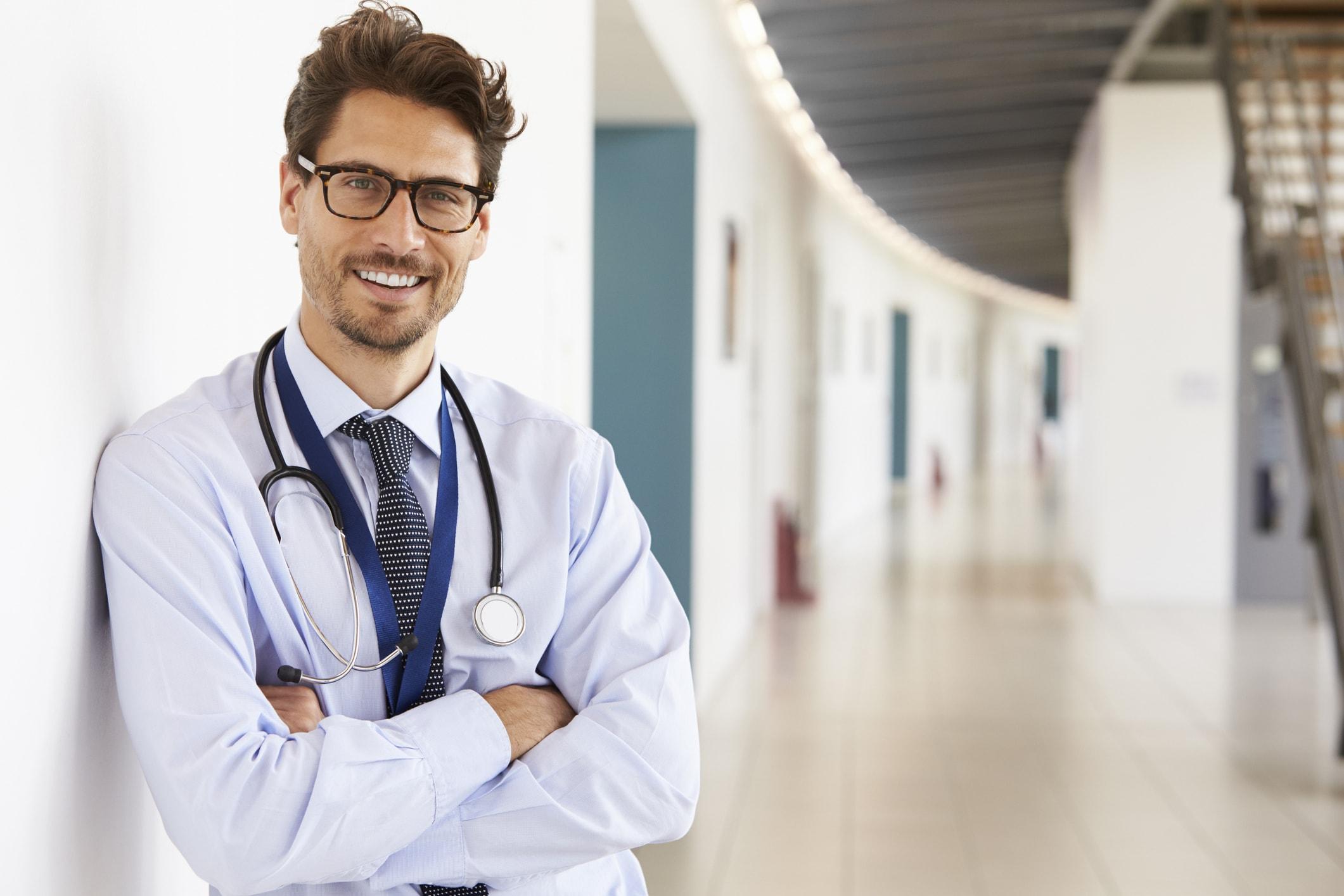 Ziehen Sie einen Arzt zu Rate