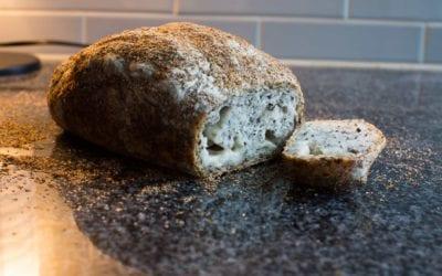 Leckeres Chia Brot