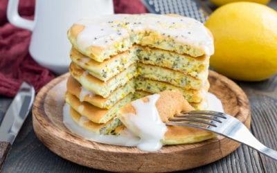 Bananen Chia Pancake