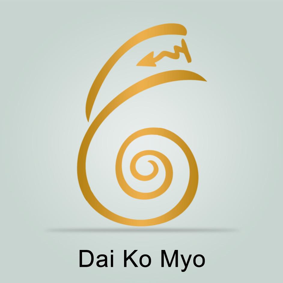 Dai Ko Myo Symbol