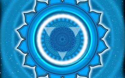 Halschakra (Vishuddha)