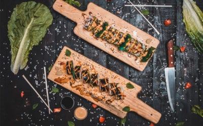 Nicht nur für Sushi-Fans: Kochmesser aus Japan