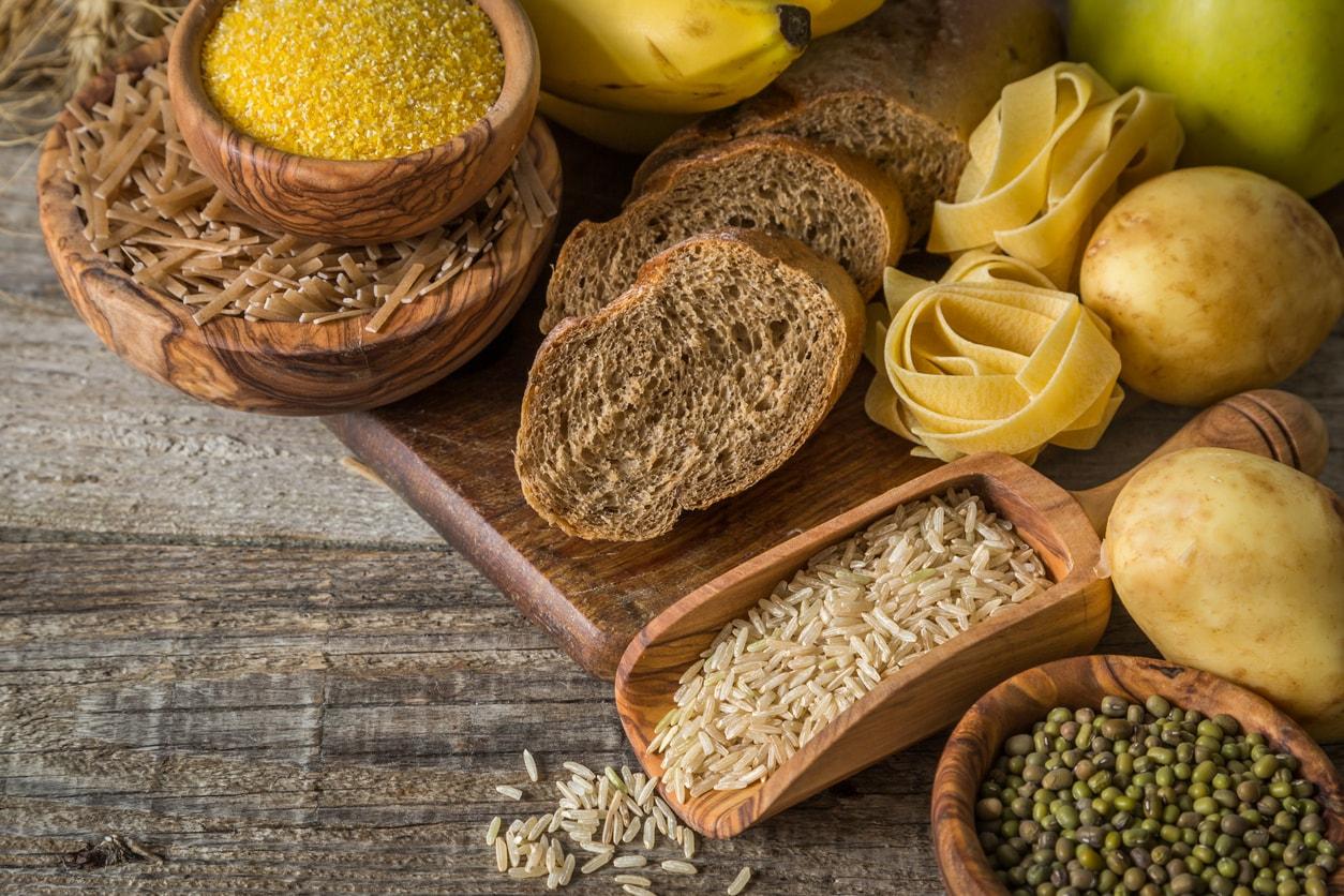 Essen ohne Kohlenhydrate