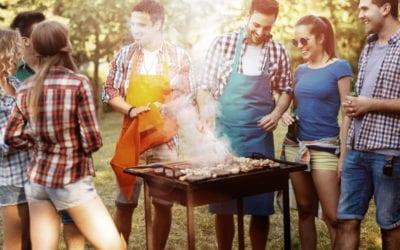 Gesund Grillen: 4 Gefahren und 4 tolle Alternativen