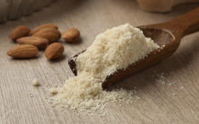 Mandelmehl – Die Backzutat, die du brauchst, für gesundes and glutenfreies Backen!