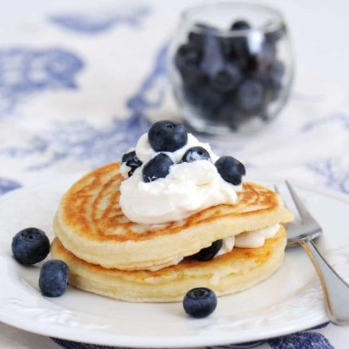 Pancake Frischkäse