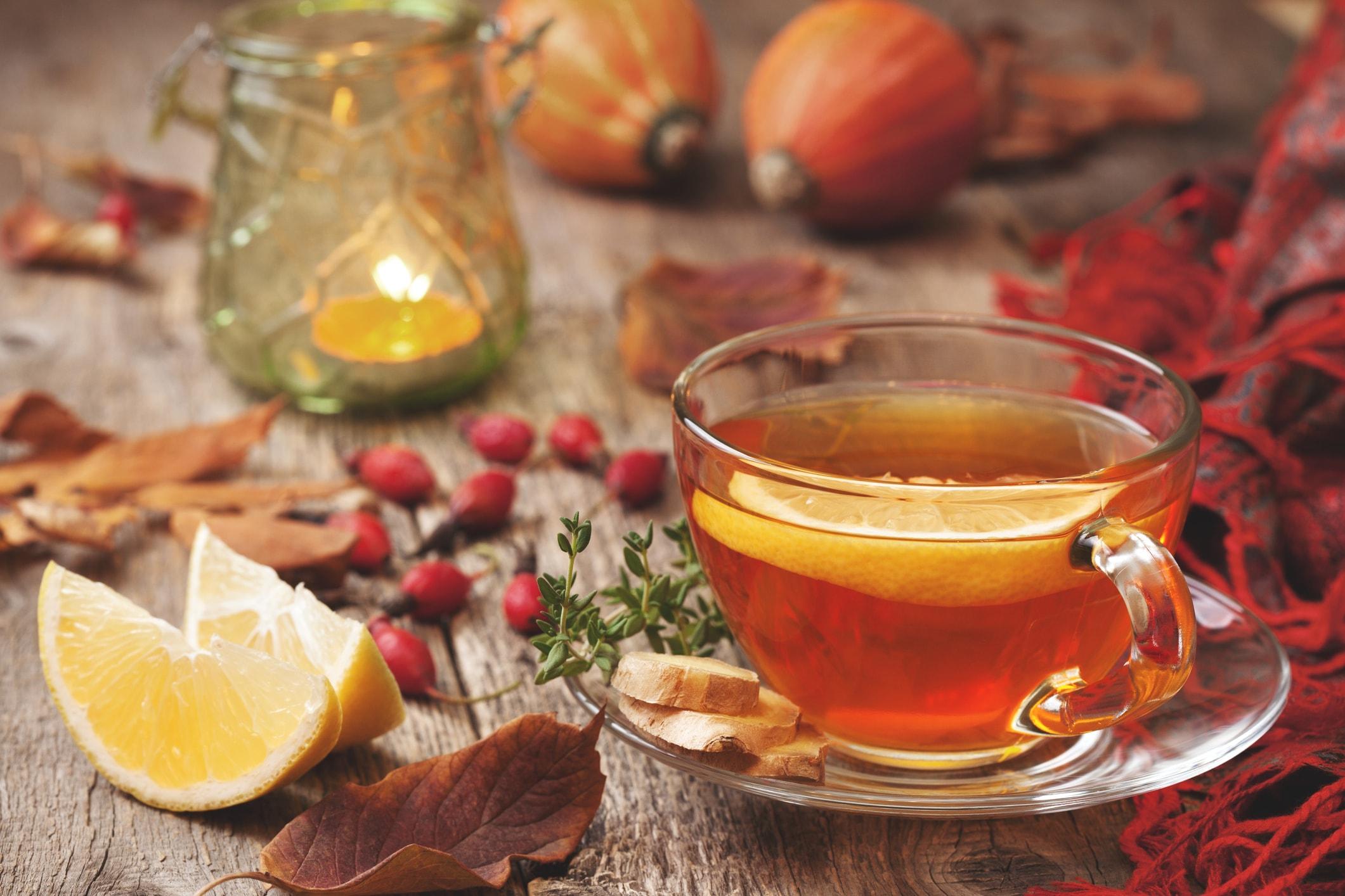 Tee gegen Bauchkrämpfe