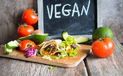 Vegane Ernährung während des Ausdauertrainings