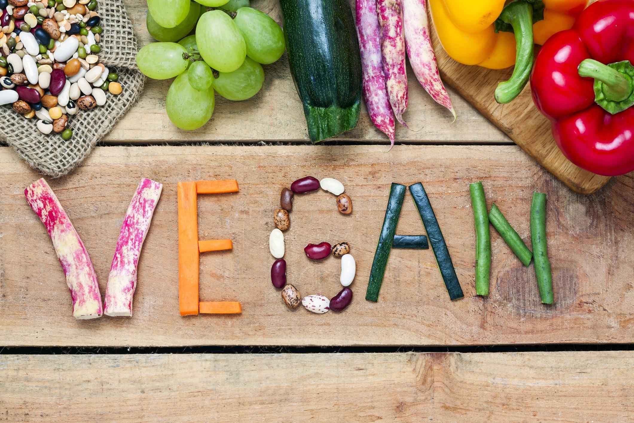 Vegane-Ernährung