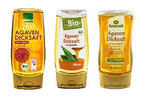 agavendicksaft-zucker