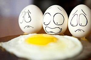 Keine Angst vor Cholesterin in Eiern