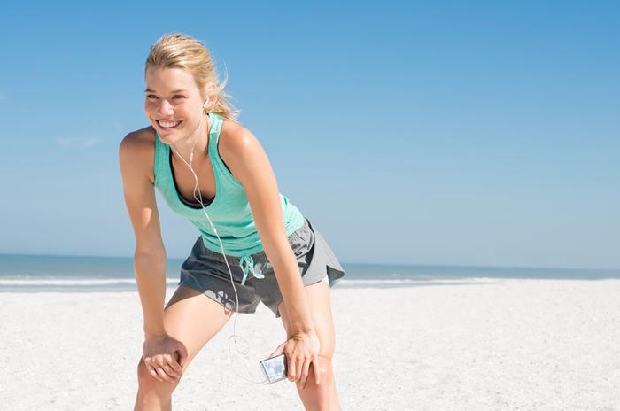 workout-frau-glücklich