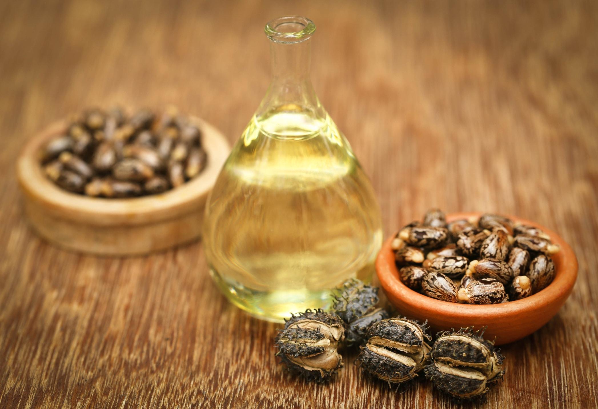 Rizinusöl bei Schleimbeutelentzündung