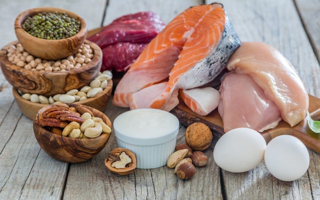 41 eiweißhaltige Lebensmittel, die fast nur aus Protein bestehen