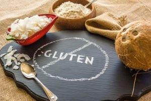 Diät ohne Gluten