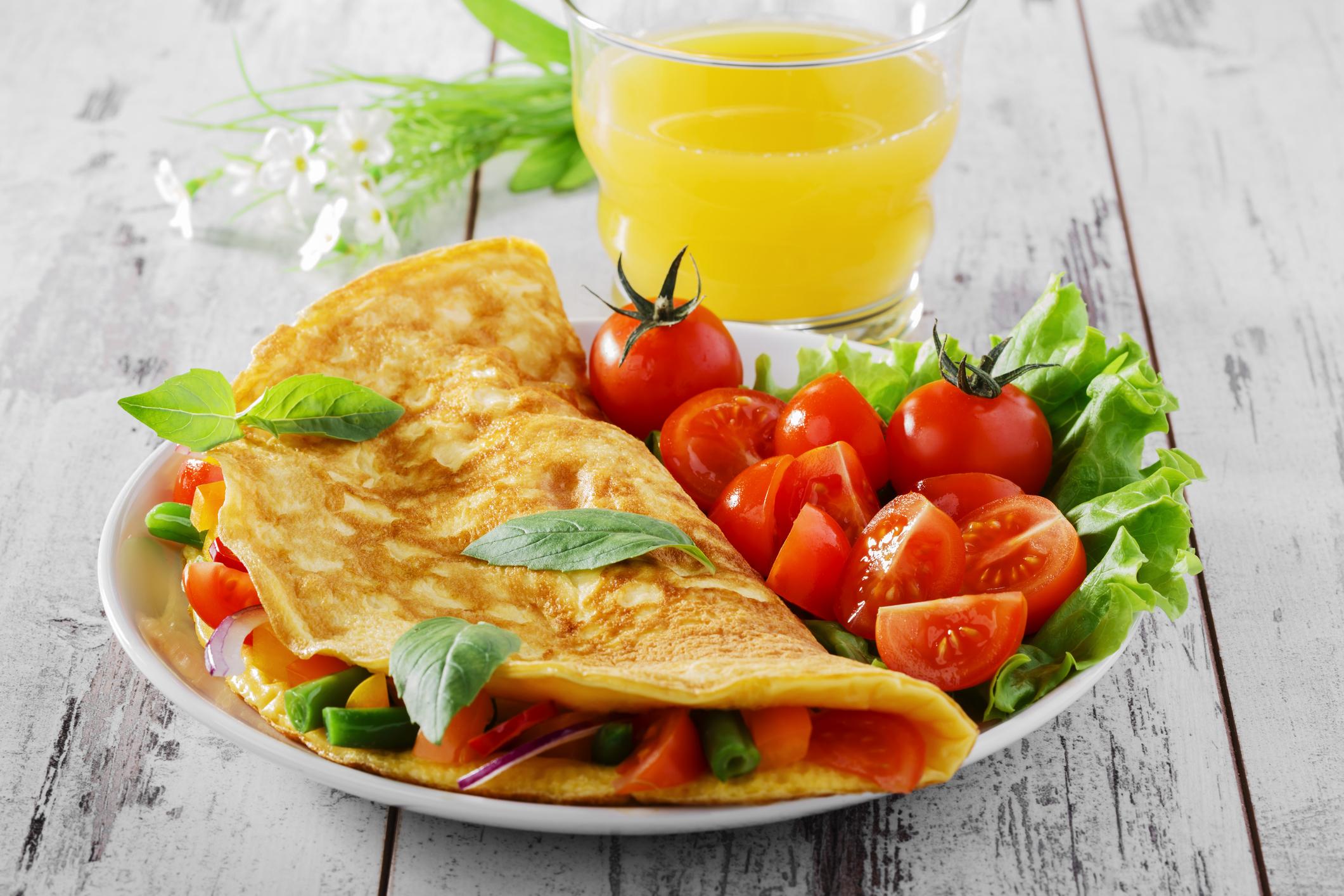 Gesundes Frühstück 8