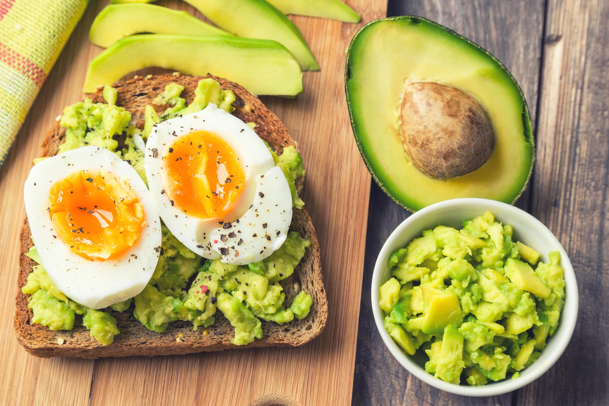 Gesundes Frühstück 1