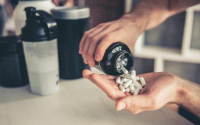 Abnehmen, Gesundheit oder Fitness: Nahrungsergänzungsmittel für jeden Zweck