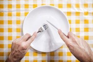 Kaloriendefizit bei Diäten