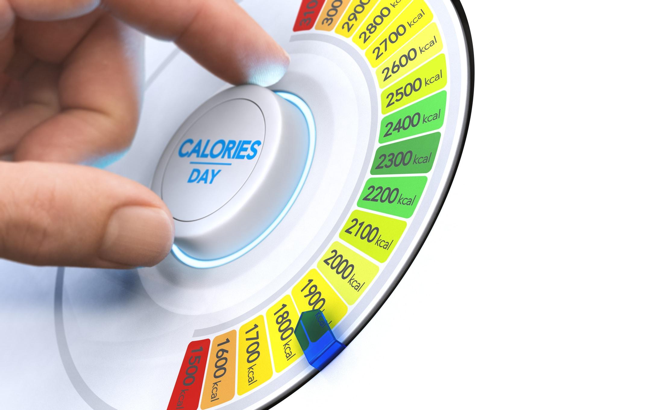 Der Grundumsatz beim Kalorien zählen