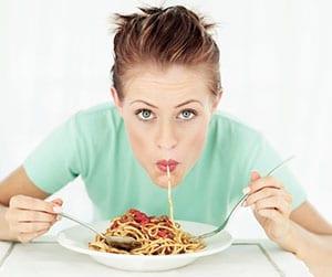 Zu viele Kohlenhydrate machen dick