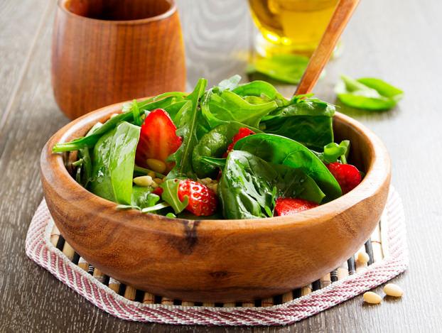 spinat-salad