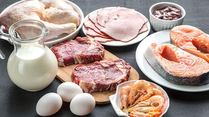 Wie viel Protein pro Tag muss ich essen?